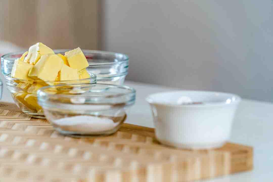 Comment ne pas rater la crème au beurre ?
