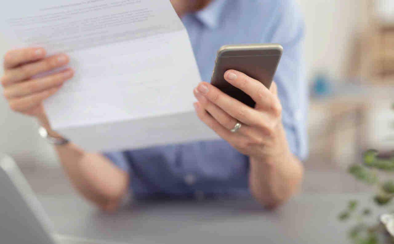 Comment payer une facture sur Internet ?