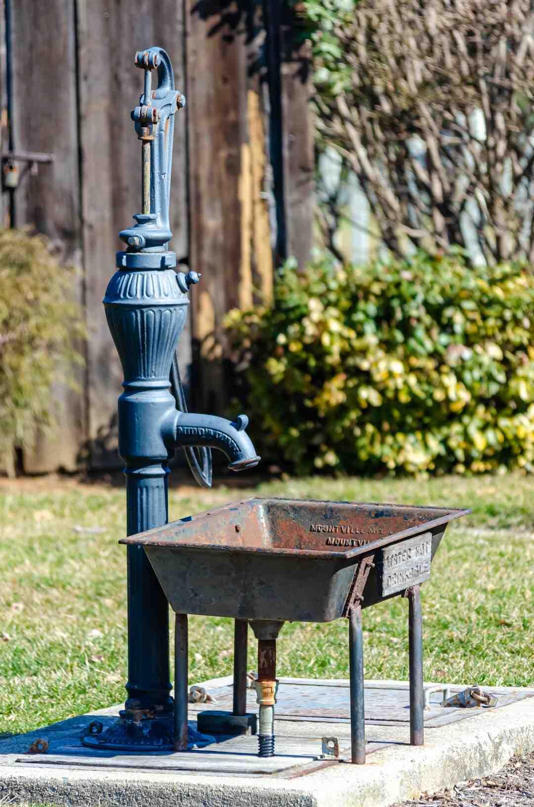 Comment réamorcer une pompe à eau de Camping-car ?