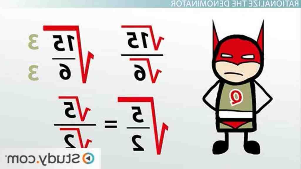 Comment réduire une expression avec des racines carrées ?