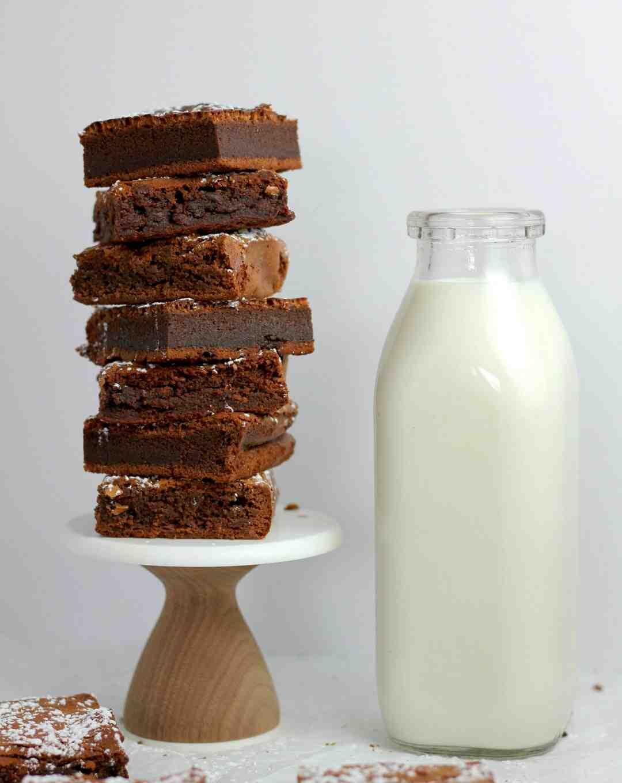 Comment remplacer de la crème fraîche par du lait ?