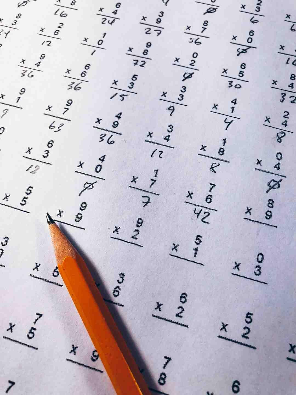 Comment représenter une multiplication ?