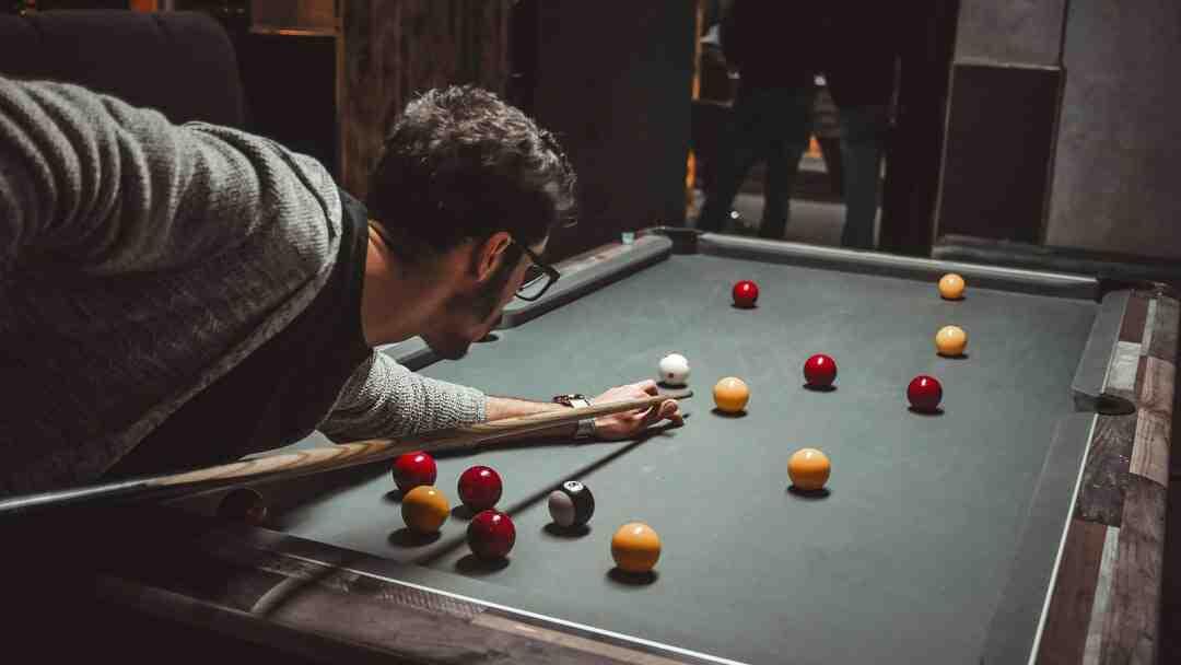 Comment se termine une partie de snooker ?