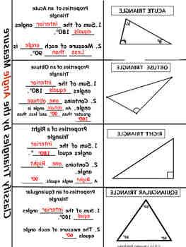 Comment trouver la nature d'un triangle avec Pythagore ?