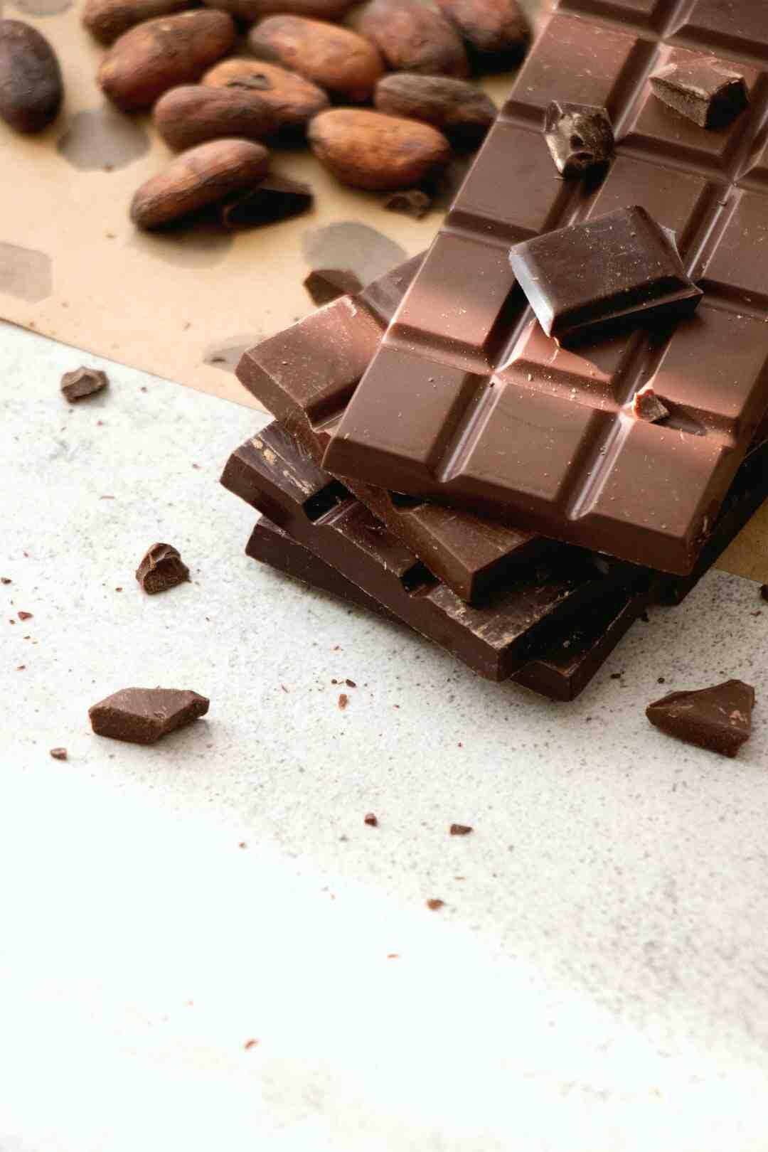 Est-ce que le chocolat au lait est bon pour la santé ?