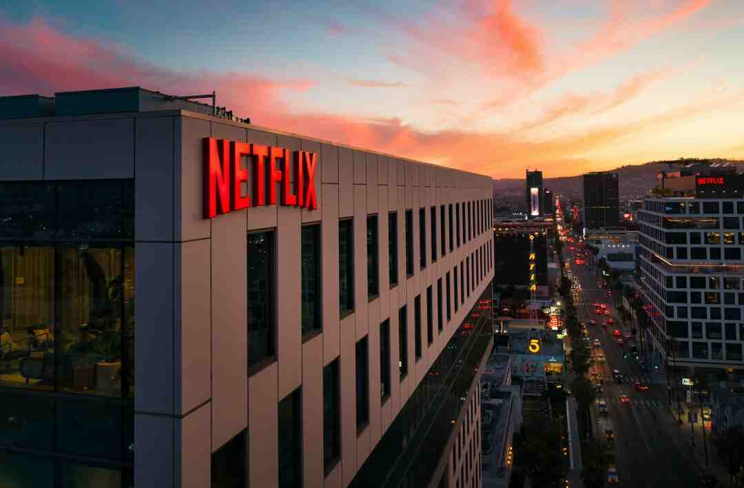 Où se trouve le menu sur Netflix ?