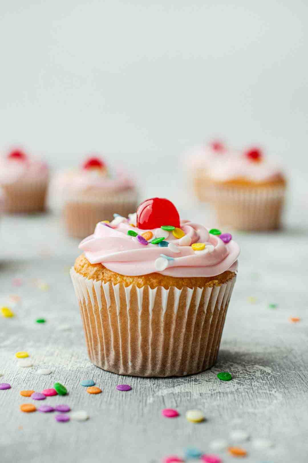 Quand mettre le glaçage sur les cupcakes ?