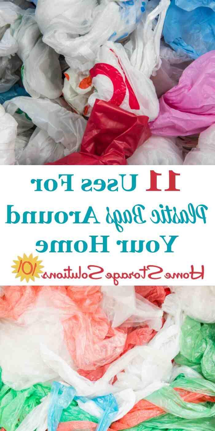 Quels sacs de plastique sont recyclables ?