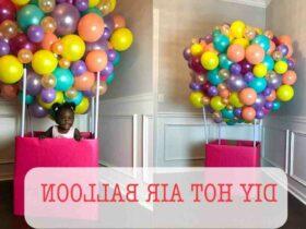 Comment  Construire une montgolfière