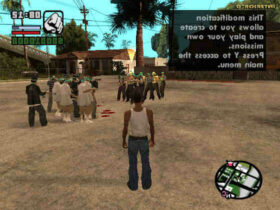 Comment  Créer un gang dans GTA San Andreas