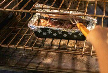 Comment  Décongeler un poulet cuit