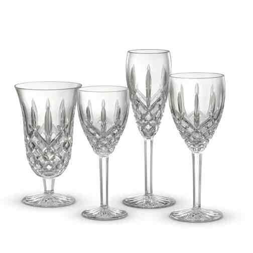 Comment  Différencier le cristal du verre