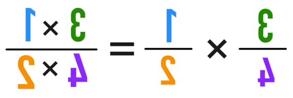 Comment  Diviser et multiplier des fractions