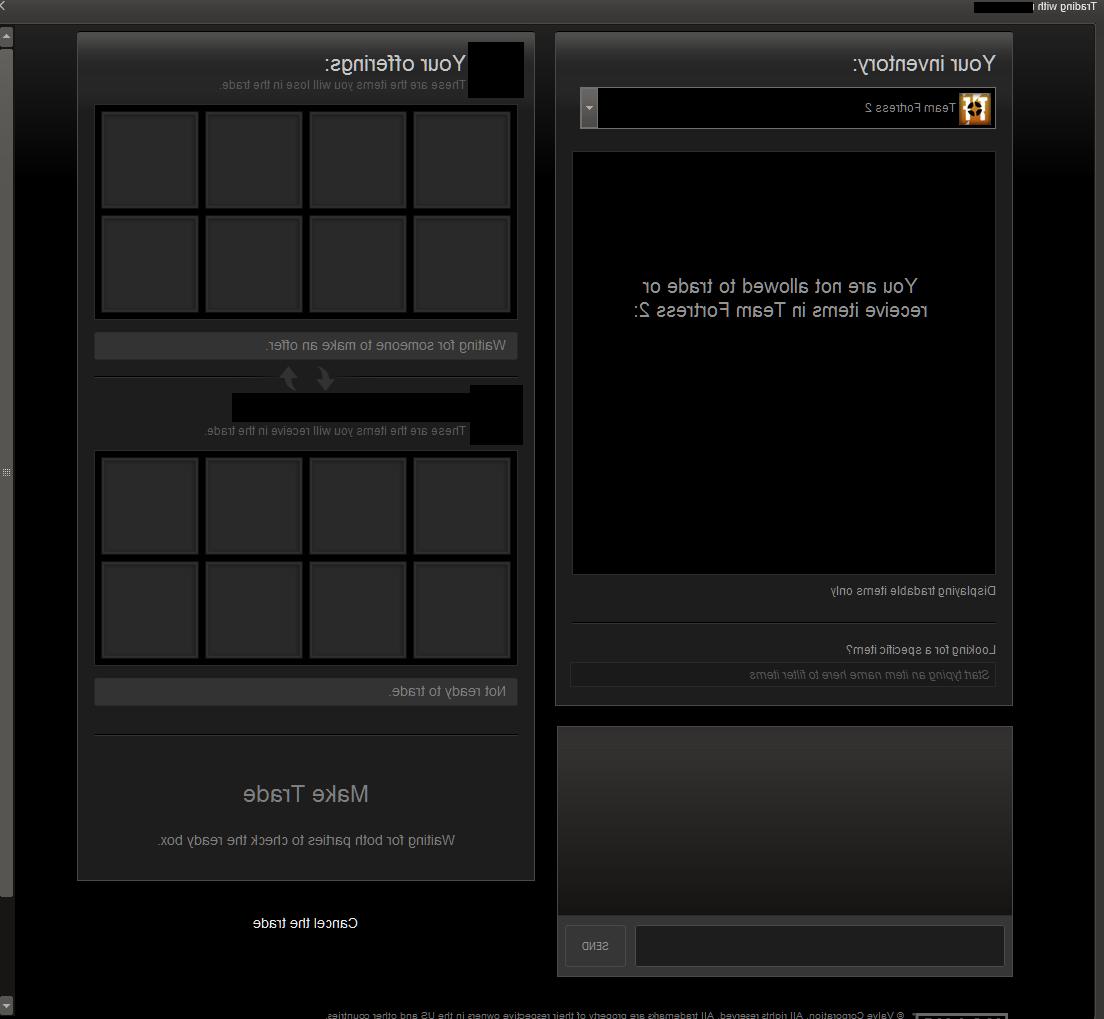 Comment  Échanger des objets sur Team Fortress 2