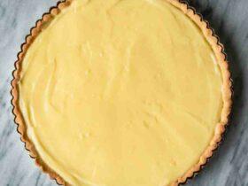 Comment  Faire de la crème pâtissière