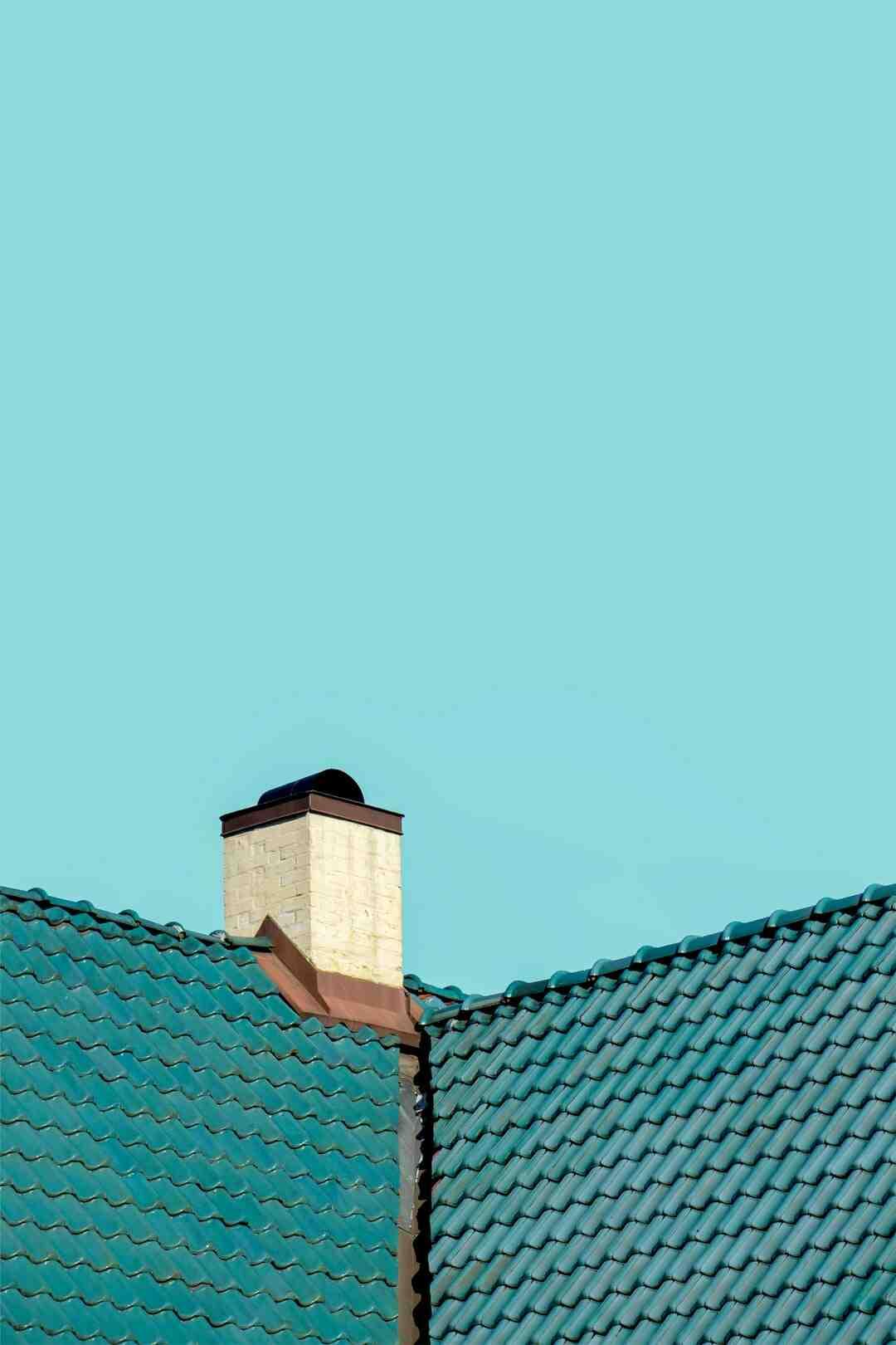 Comment  Poser un toit en tuiles