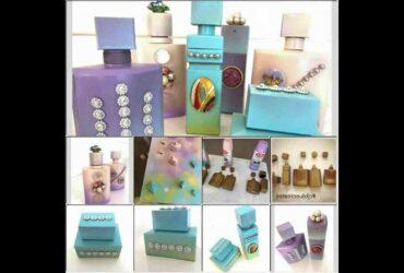 Comment  Recycler les flacons de parfum