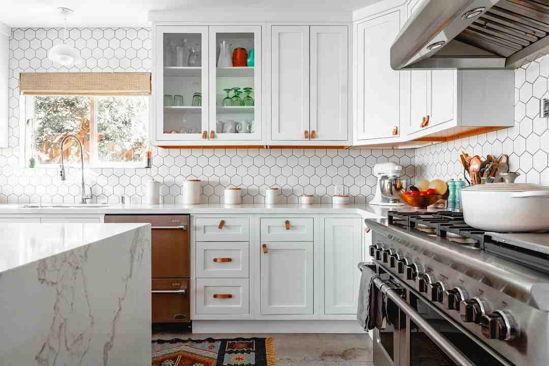 Comment  Réorganiser ses meubles de cuisine
