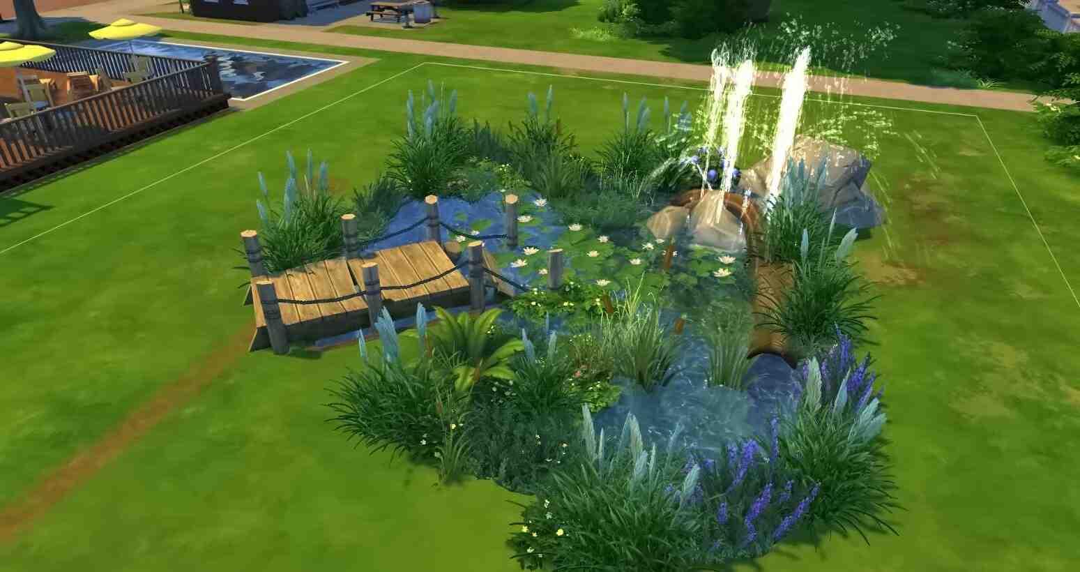 Comment alimenter un étang en eau ?