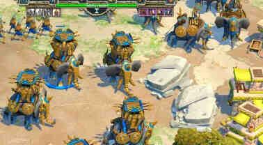 Comment attaquer Age of Empire ?