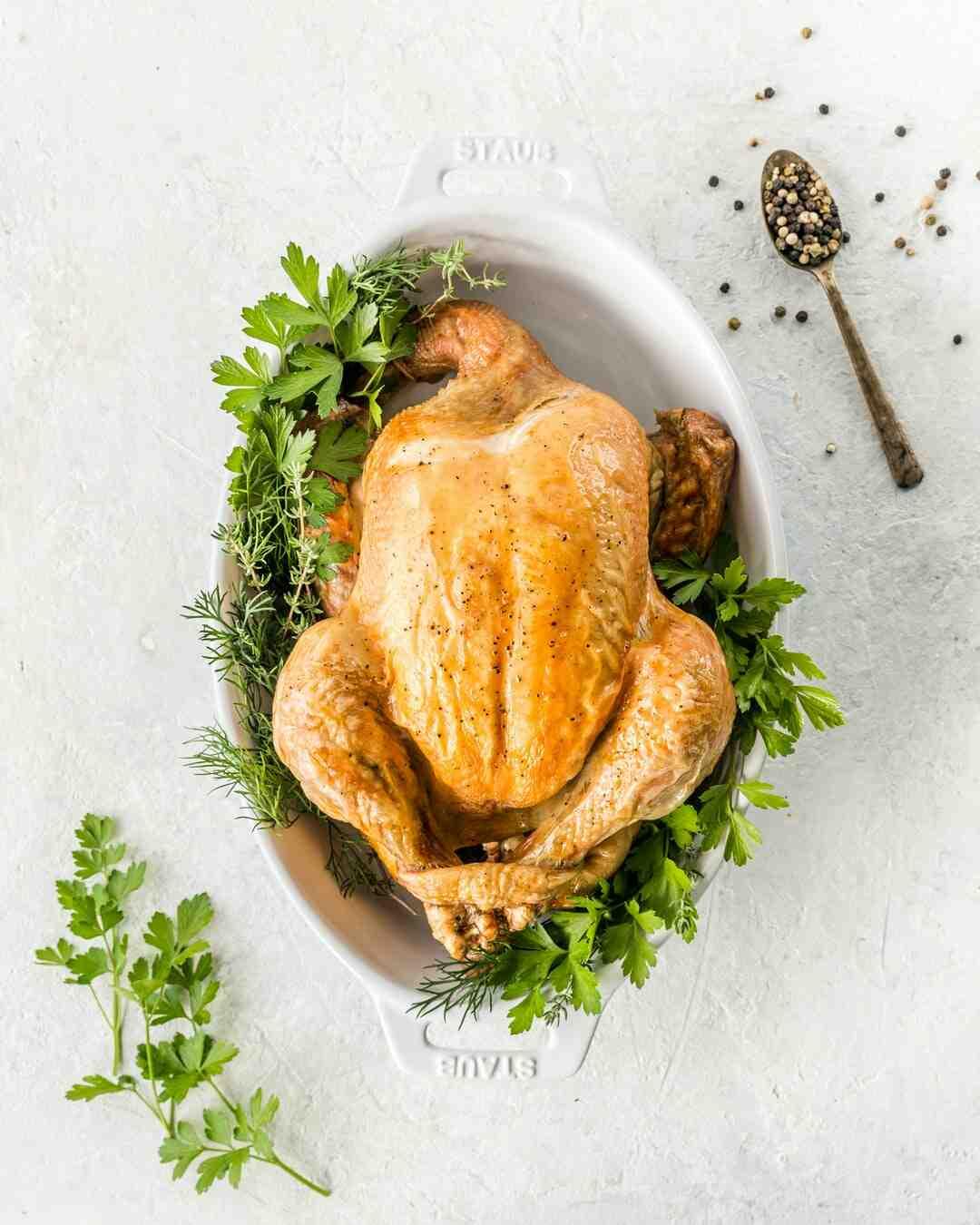 Comment faire congeler du poulet cuit ?