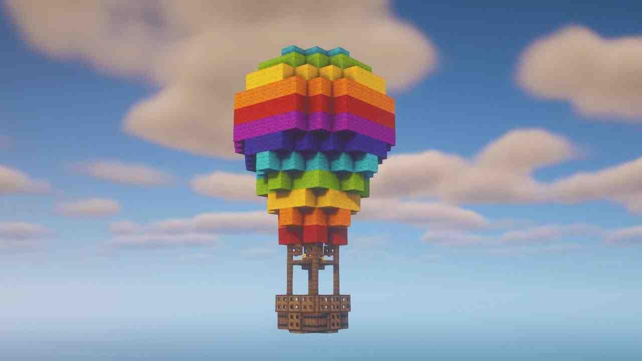 Comment fonctionne une montgolfière cycle 3 ?