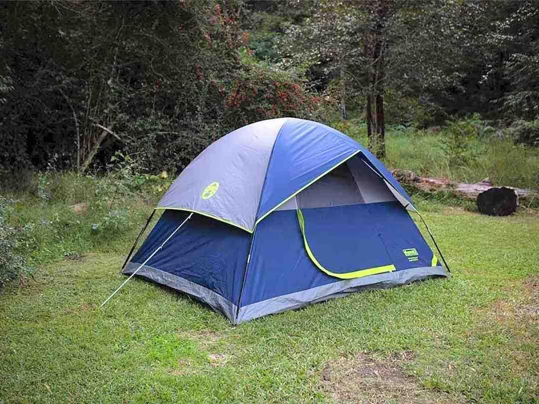 Comment isoler le sol d'une tente ?