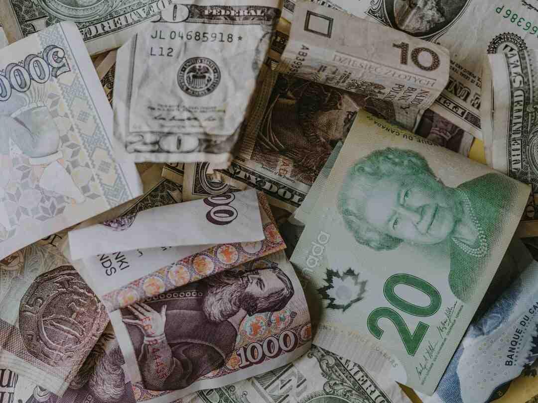 Comment on calcule le taux de change ?