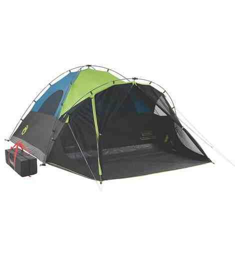 Comment ranger sa tente sous la pluie ?