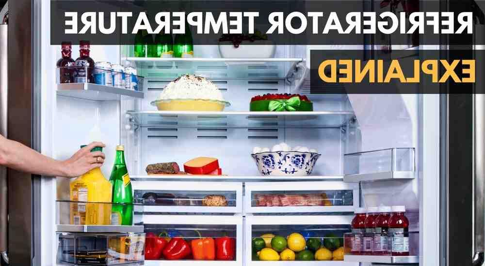 Comment régler température frigo 1 à 7 ?