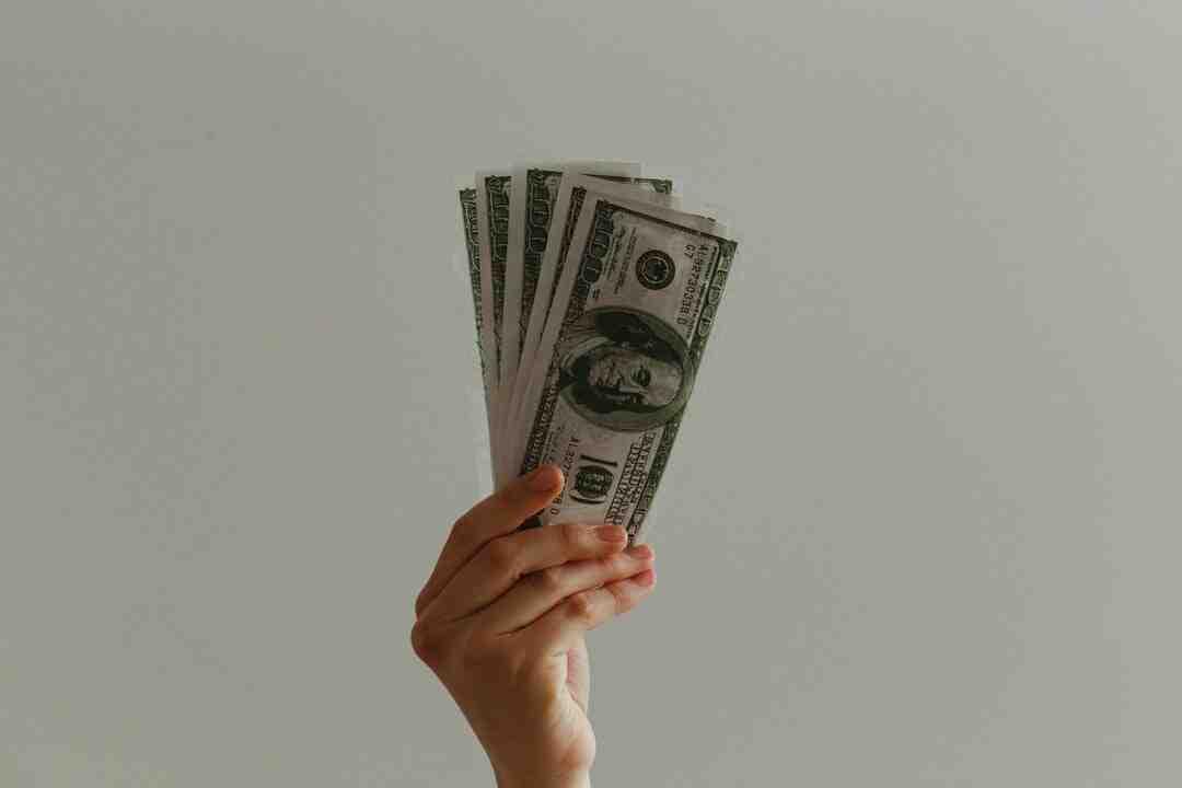 Pourquoi l'argent n'est pas important ?