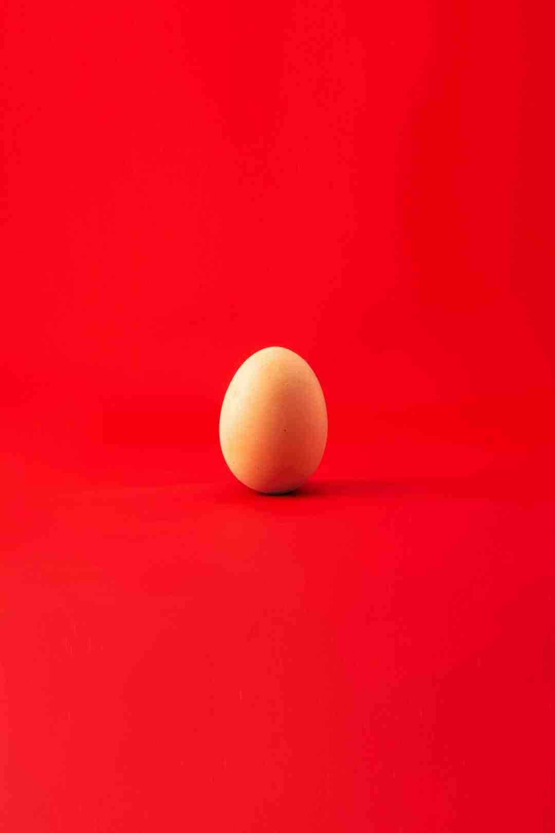 Pourquoi les calories des œufs changent ?
