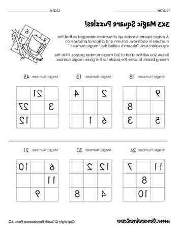 Quelles sont les règles d'un carré magique multiplicatif ?