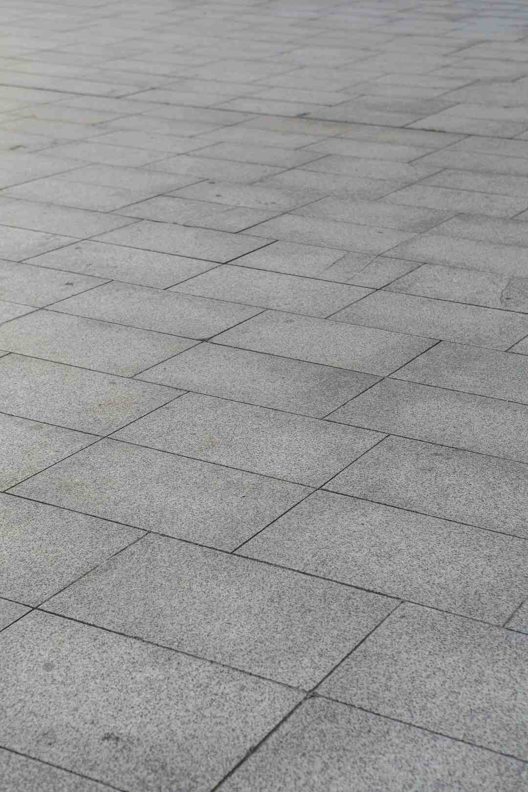 Comment nettoyer de la pierre naturelle extérieur ?