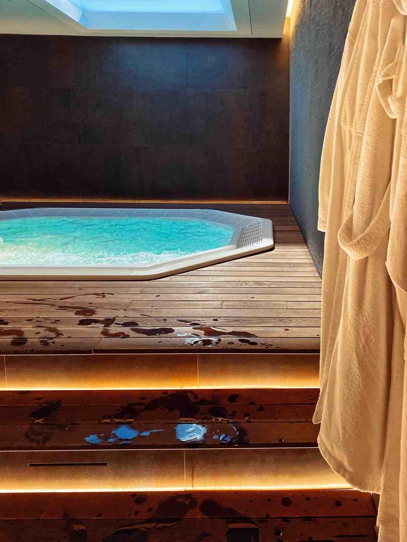 Pourquoi mettre de l'oxygène actif dans un spa ?